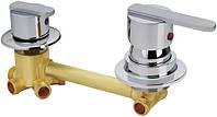 Смеситель для гидробокса на 5 положения под шток L10 (G-5/10)