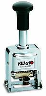Нумератор металлический 7-раз., 4.8 мм KW-triO 20700
