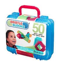 Конструктор бристл Bristle Blocks Строитель в кейсе