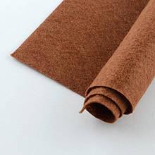 Фетр, Полиэстер, Цвет: Светло-коричневый, Размер: 298~300x298~300x1мм, 1шт (УТ100013875)