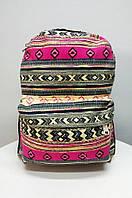 Рюкзак розовый 32 x 25 x 15 AAA 001