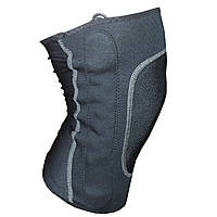 Наколенник эластичный Power knee L для коленных суставов Черный (3285-9515)