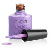 УЦІНКА Гель-лак CND Shellac Lilac Longing (ліловий емаль), фото 3
