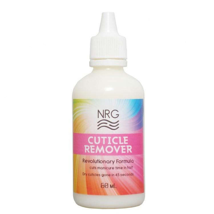 Средство для удаления кутикулы NRG Cuticle Remover, 60 мл