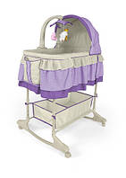 Колыбель Milly Mally Sweet Melody violet