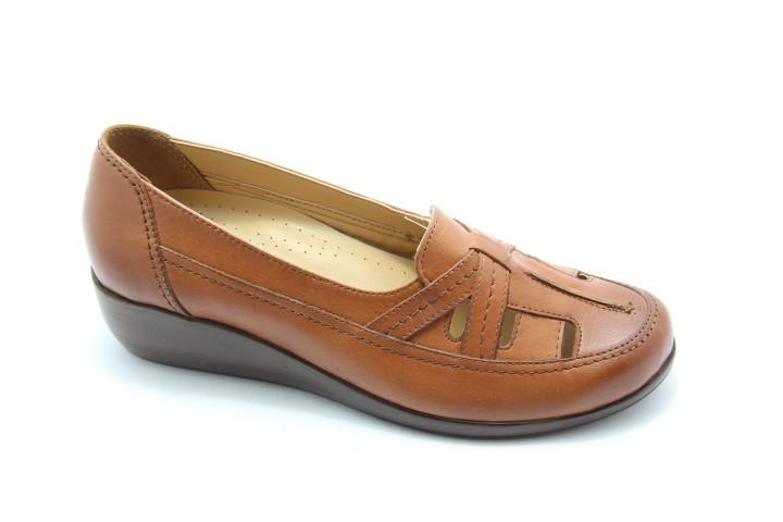 Открытые летние женские туфли Izderi 808-taba