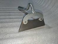 Тяпка 150 мм оцинкованная, сталь г65
