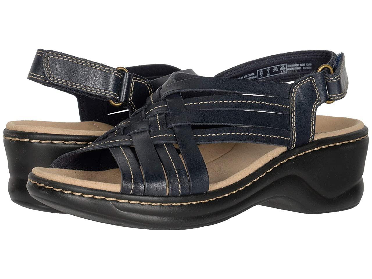 Туфли на каблуке Clarks Lexi Carmen Navy Leather