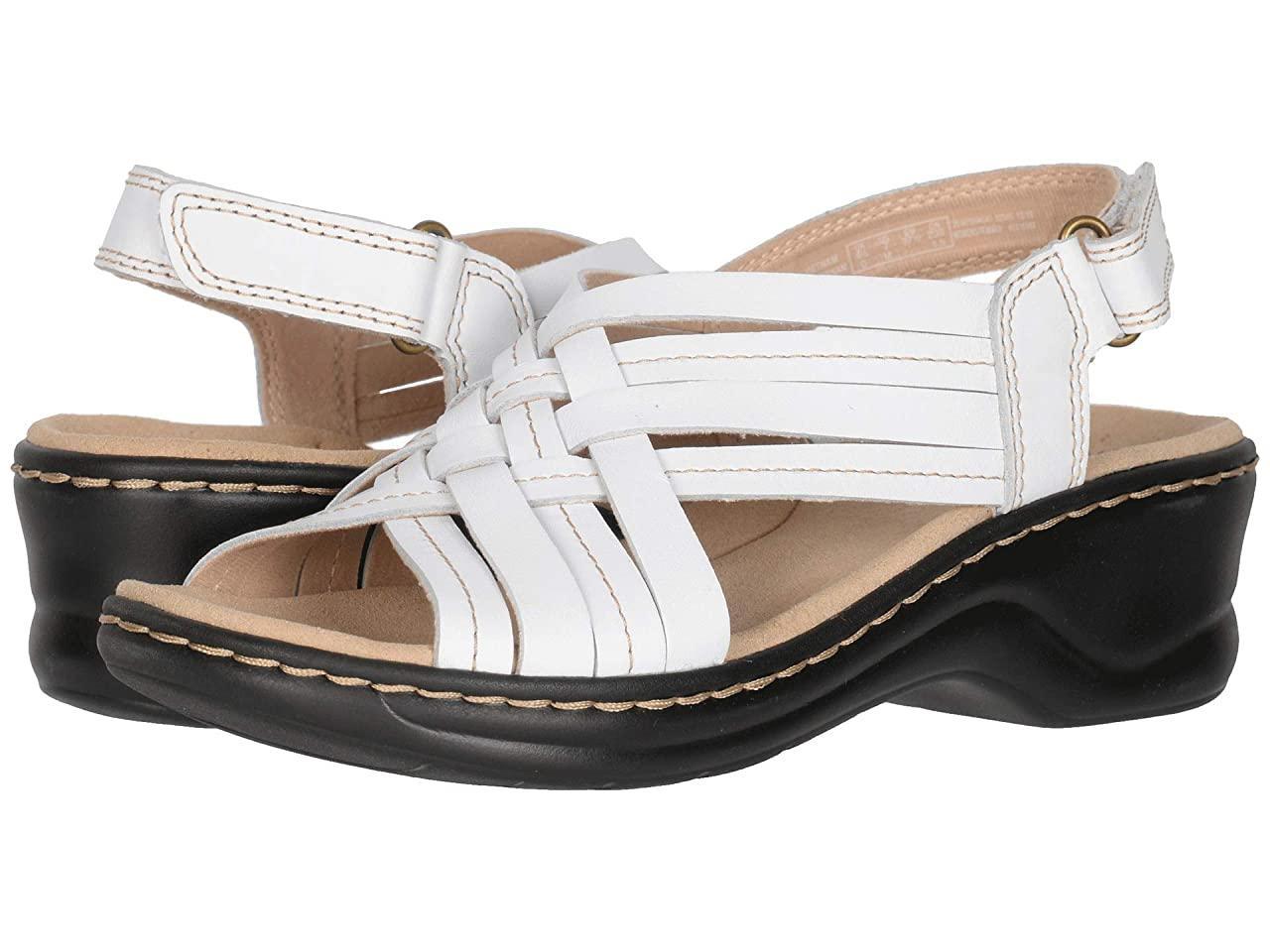 Туфли на каблуке Clarks Lexi Carmen White Leather