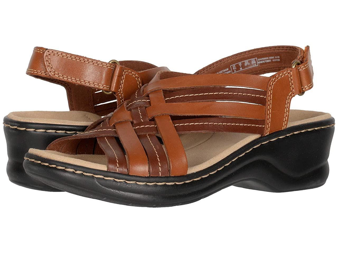 Туфли на каблуке Clarks Lexi Carmen Tan Leather