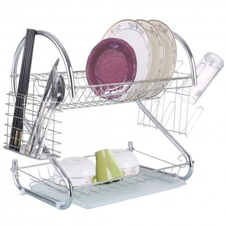 Сушилка для посуды Bohmann BH-77325 размер 55х24х39см