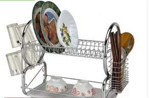 Сушилка для посуды Bohmann BH-77316 размер 55х24.5х37см