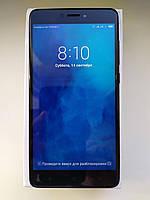 Смартфон Xiaomi Redmi Note 4X 3/32GB Black Б/У