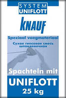 Шпаклевка UNIFLOTT (Унифлот) KNAUF 25кг, фото 1