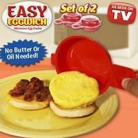 Воздушная яичница Изи Эгвич, омлетница Easy Eggwich, фото 1