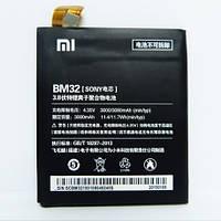 Батарея (акб, аккумулятор) BM32 для Xiaomi Mi4, 3080 mAh, оригинал
