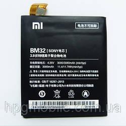 Аккумулятор (АКБ, батарея) BM32 для Xiaomi Mi4, Li-ion, 3,8 В, 3000 мАч, оригинал