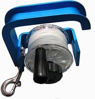 Катушка безопасности Best Divers с фиксатором металлическая 50м