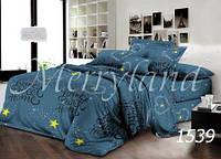 Комплект постельного белья Home Merryland поплин Евростандарт 1539