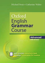 Oxford English Grammar Course New Edition Advanced with answers and e-book / Грамматика