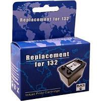 Картридж MicroJet для HP №132 Black (C9362HE) (HC-F33D)