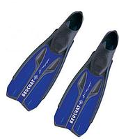 Ласты Beuchat X Voyager ярко-синие Ярко-синие 42/43