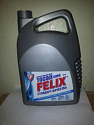 Охлаждающая жидкость (концентрат) Феликс антифриз   Felix (синий) -80  5л
