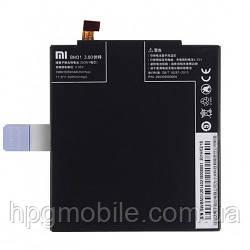 Аккумулятор (АКБ, батарея) BM31 для Xiaomi Mi3, Redmi Note 5A, Redmi Y1 Lite, Redmi Note, 2980 mAh, оригинал
