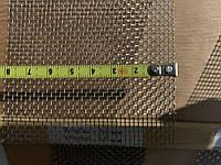 Сетка тканная с нержавейки AISI 304, размер ячейки 2-2-0,32мм