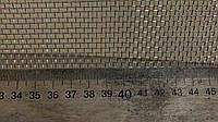 Сетка тканная низкоуглеродистая, размер ячейки 3-3-0,5мм