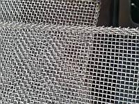 Сетка тканная оцинкованная, размер ячейки 3-3-0,5мм