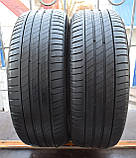 Шини б/у 205/55 R17 Michelin Primacy HP, ЛІТО, пара, фото 5