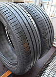 Шини б/у 205/55 R17 Michelin Primacy HP, ЛІТО, пара, фото 2