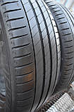 Шини б/у 205/55 R17 Michelin Primacy HP, ЛІТО, пара, фото 3