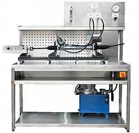 Оновлене обладнання для випробування Гідропідсилювача Керма/ Кермового редуктора/ Масляних насосів