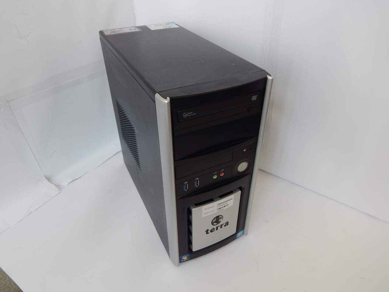 Системний блок Terra 6100 i5-3470 RAM 4 ГБ HDD 250 Гб  usb 3.0 socket 1155