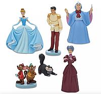 Игровой набор фигурок Золушка Cinderella Figure Play Set Оригинал Disney