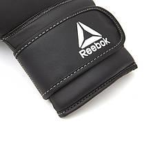 Боксёрские перчатки Reebok RSCB-12010BK 14oz черный, фото 3