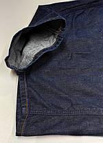 Мужские прямые джинсы на пуговицах бренда Denim Размер 31-32, фото 3