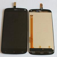 Оригинальный дисплей (модуль) + тачскрин (сенсор) для Fly IQ4410