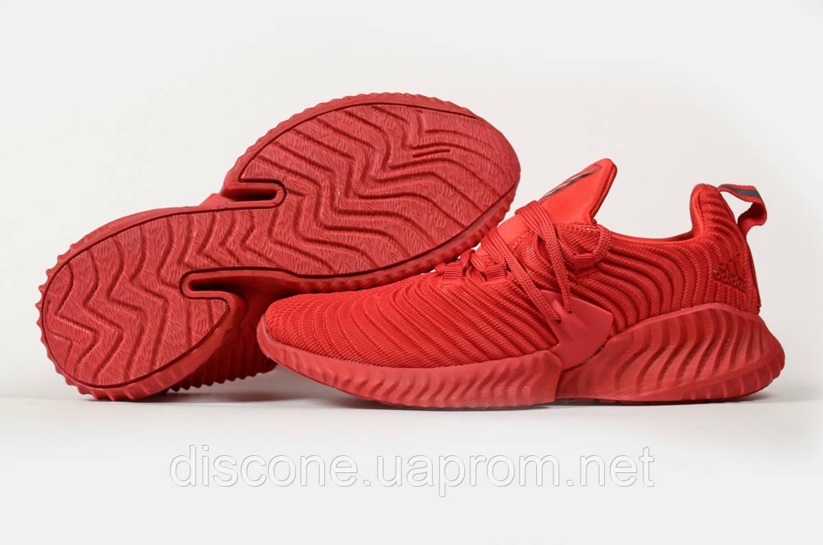 Кроссовки мужские 16784 ► Adidas AlphaBounce Instinct, красные ✅Скидка 30% [ 44 ] ► (44-27,9см)
