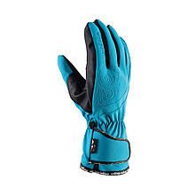 Гірськолижні рукавички Viking Sonja голубі | розмір - 5,6,7,8