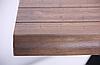 """Стол обеденный 160*90*76 см Bismarck черный/шпон американский орех ТМ """"AMF"""", фото 4"""