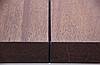 """Стол обеденный 160*90*76 см Bismarck черный/шпон американский орех ТМ """"AMF"""", фото 5"""
