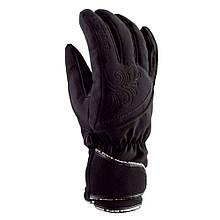 Гірськолижні рукавички Viking Sonja чорні | розмір - 5,6,7