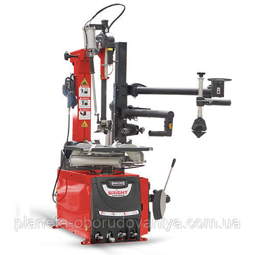 "Шиномонтажный станок автомат (11""-26"", технороллер, пневмовзрыв, Auto Hook ZD05) BRIGHT GT889NV-AL390H 380"