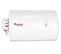 Бойлер 80 литров горизонтальный ELDOM 72265DX 80M1 2kW