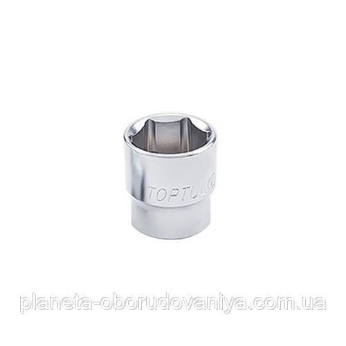 "Головка торцевая 3/8"" TOPTUL 18 мм BAEA1218"