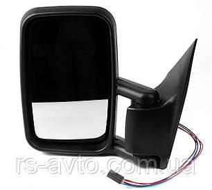 Зеркало заднего вида MB Sprinter/VW LT 96- (L) (электро)