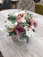 Шкатулочка Декор Нюдово-розовая,декор для мебели